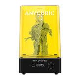 Anycubic® Waschen und Aushärten Plus Dual Purpose Machine 3-in-1-Korbreinigung Hängende Reinigung 360 ° -Härtung für SLA 3D-Drucker
