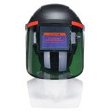 ソーラーオートダークニング溶接ヘルメットアーク保護研削溶接マスクLCD