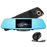 Car Rear Mirror DVR Car Drive Camera 1080P Full HD Night Vision