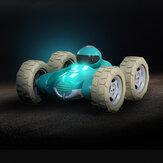 JJRC UD2210 1/24 2.4G 4CH Stunt Drift Deformation Rock Crawler Roll 360 gradi Flip Kids Robot RC Giocattoli per auto
