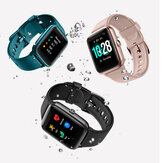 Bakeey ID205L Full Screen Touch 24h Heart Rate Monitor Music Control 9 Sport Modes IP68 Waterproof Smart Watch