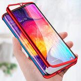 Bakeey360°FullBodyPC Voor + Achterklep Beschermhoes Met Screen Protector Voor Samsung Galaxy A50 2019 / Galaxy A70 2019 / Galaxy M20 2019