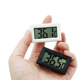 Quelima Mini Electronic Thermometer High Precision Digital Display Digital Thermometer