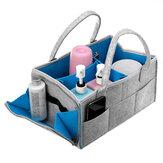 Подгузник из фетра Сумка Складное хранение Сумка Подгузник-сумочка с пеленкой Caddy Органайзер
