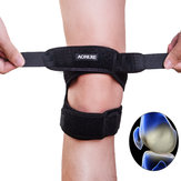 AONIJIE Knee Pad Polyester Gym Exercise Knee Support Sport Brace Fitness Protective Gear