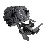 DeerMan 901H Pocket Drone With 0.3MP 480P WIFI Camera Mini Foldable RC Quadcopter