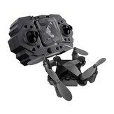 DeerMan 901H Drone de poche avec caméra WIFI Altitude de pression d'air Tenir mini pliable Quadricoptère RC RTF
