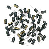 150pcs 25V 1000uf 10x16MM High Frequency Low ESR Radial Electrolytic Capacitor