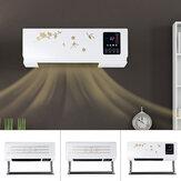 Riscaldatore d'aria a parete 220V riscaldamento / raffreddamento remoto Ventilatore condizionatore per ufficio domestico