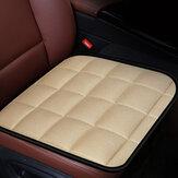 Ogólna prosta wygodna pluszowa poduszka do siedzenia samochodu Antypoślizgowa oddychająca poduszka do prania