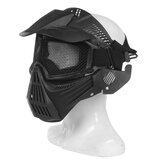 CS Direct Live Tactical Field Protective Tactical Mask of Granular Material