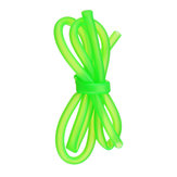 1m Green Silicone Oil Tank Tube D8mm×Φ5mm×L1m 5pcs for RC Airplane