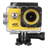 4K Action Camera WiFi Sportcamera Ultra HD 30M 170 ° Groothoek Waterdichte DV-camcorder met EIS Gyroscope Dual Anti Shake