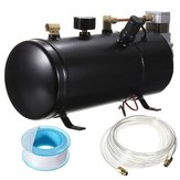 150PSI 12V Metal Tube Air Compressor With Hardware Accessories