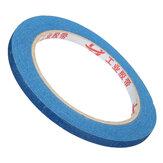 Cintas adhesivas de 6 mm × 33m azul cinta adhesiva de alta resistencia a la temperatura