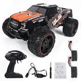 JY40 1/12 RC Araba 2.4G 2WD Yüksek Hızlı 20 Km/h Fırçalı RC Araç Modeli RTR Çocuklar ve Yetişkinler için Birkaç Batarya ile