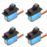 4X MG90D 13g Metal Gear Digital Servo do modeli RC
