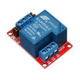 Módulo de relé BESTEP 1 canal 24V 30A con soporte de aislamiento de optoacoplador Disparador de nivel alto y bajo