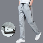 Men's Large Size Gym Running Sweatpants