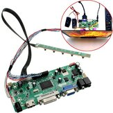 LCD Controller Board 40P 8-bit HD DVI VGA Audio PC Module Kit Voor B156XW02 15,6 inch Display