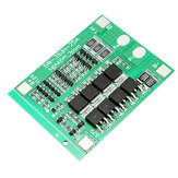 3pcs 3S 12V 25A 18650 Lithium Battery Protection Board 11.1V 12.6V High Current With Balanced Circuit Over Charge Over Discharge Over Current And Short Circuit Protection Function
