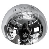 6-Speed Satin Gear Knob Cover With Lens For Alfa Romeo Giulietta