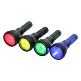 Astrolux® Colorful Filter For Astrolux FT03 FT03S Flashlight Spare DIY Silicone Diffuser Light Cover Green Yellow Red Purple Camping Light Hunting Flashlight Accessories