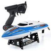 UdiR / C UDI902 43cm 2.4G Rc Barca 25 km / h Velocità massima con sistema di raffreddamento ad acqua 150m remoto Distanza giocattolo