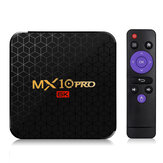 MX10 Pro Allwinner H6 4 GB Baran 64GB ROM 2.4G WIFI Android 9.0 6K 4K TV Box