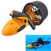 Waterproof Electric 300W Underwater Sea Scooter Dual Speed ​​Propeller Drving Pool Submarine Toy