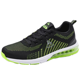 Almofada de malha respirável Running Sports Sneakers
