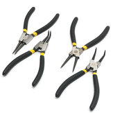 4pcs Snap Ring Tangen Plier Set 7inch Colllip Combinatie Behoud Clip Tools