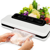 110W Electric Vacuum Sealer Machine Automatic Food Vacuum with 10pcs Storage Bags for Household Packaging Machine