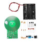 EQKIT® DIY Metal Detector Kit Eletrônico DIY Solda Practice Board