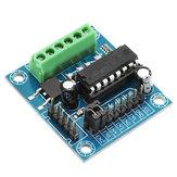 3Pcs MINI L293D Placa de expansão do driver do motor Mini L293D Módulo de acionamento do motor Geekcreit para Arduino - produtos que funcionam com placas Arduino oficiais