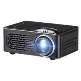 600 Lumens 1080P HD LED Portable proiettore 320 x 240 Multimedia Multimedia Home Cinema Video Theater