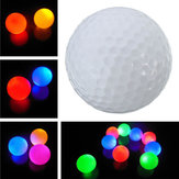 Electronic Light Up Flashing LED Lampe de nuit de balle de golf pour le cadeau de sport
