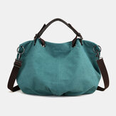Women Canvas Vintage Handbag Shoulder Bag For Outdoor