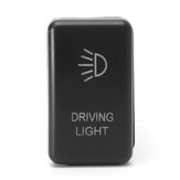 LED Push Button Switch Driving Front Light Bar Ford & Mazda BT50 Push Button Switch LED Light Bar