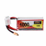 ZOP Güç 11.1 V 1000 mAh 100C 3S Lipo Batarya XT30 Fiş XK X450 VTOL Uçak için