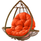 Hammock Chair Seat Cushion Hanging Swing Seat Pad Thick Nest Hanging Chair Back Pillow Home Office Furniture Accessories