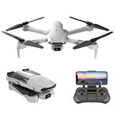 4DRC F10 5G WIFI FPV with 6K Dual Camera Altitude Hold/GPS 25mins Flight Time Foldable RC Quadcopter RTF