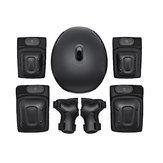 XiaomiCyclingHelmetKneepadElbowPalm Sports Gear Gear Tuta antiurto
