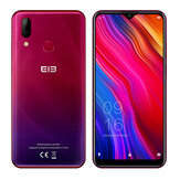 ELEPHONE A6 MAX Global Version 6.53 pulgadas Android 9.0 3950mAh 20MP Frontal Cámara 4GB 64GB MT6762V 4G Smartphone