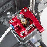 Creality 3D® New Upgraded All Metal Block Bowden Extruder Kit للطابعة Ender-3/Ender-3 Pro/Ender-3 V2/CR-10 Pro V2 طابعة ثلاثية الأبعاد