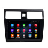 YUEHOO 10.1 Inch Android 10.0 Car Stereo Radio Multimedia Player 2G / 4G + 32G GPS WIFI 4G FM AM RDS bluetooth para Suzuki Swift 2005-Up