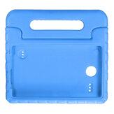 Bunte EVA Tablet Hülle Schaumstoffabdeckung Ständer Tragbare Schutzhülle Rückenstrebe für Tablette 4 - 8,0