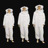 ArıcılıkKoruyucuEkipmanCeketPeçeTam Vücut Suit Şapka Smock Arıcılık Aletler Set