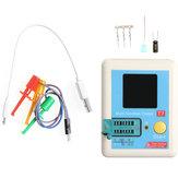 T7 testeur de transistor testeur multifonctionnel TFT diode Triode capacitance mètre LCR ESR mètre NPN PNP MOSFET IR testeur