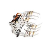 G8 Mechanical Robot Claw Kit for Robotic Arm Suit MR996R Servo